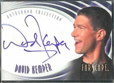 Farscape Season 2 Autogramm A11 David Kemper Produzent