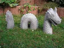 Drachenwurm -  3-teiliger Drachen - Drachenfigur