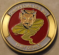 21st Special Operations Sq Mildenhall Pave Low PJ Small Air Force Challenge Coin