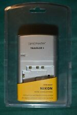 Nikon Pro Master Universal Lithium ion World Wide Battery Charger New