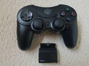 Pelican Predator PL-697 PS2 PlayStation 2 Wireless Controller w/ Receiver