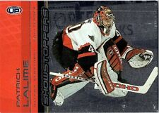 2001-02 Pacific Heads Up Showstoppers #15 Patrick Lalime