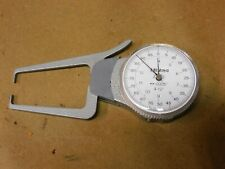 Mitutoyo 209 741 4 12 Dial Groove Gage 0005