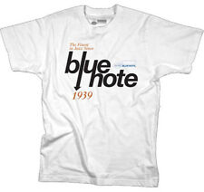 Blue Note Records-In N Out-The Finest Jazz Since 1939-Small White T-shirt