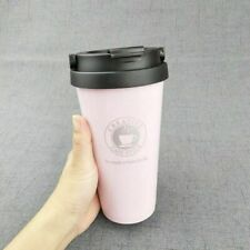500ml Flask PINK Coffee Mug Stainless Steel Travel Mug Double Vacuum Insulated