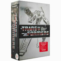 TRANSFORMERS THE COMPLETE ORIGINAL SERIES (15 Disc DVD Box Set) BRAND NEW