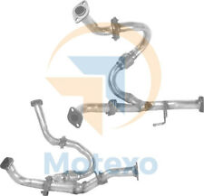 Front Pipe ISUZU TROOPER 3.2i V6 24v Auto 2/92-5/98 (2 bolt front flange)