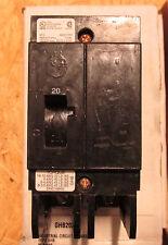 Cutler Hammer 20 amp circuit breaker GHB2020 NIB 480 / 277 VAC 2 pole new in box