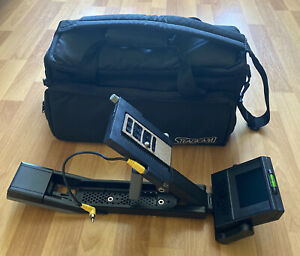 Steadicam JR Camcorder Camera Stabilizer with Monitor and Carry Case