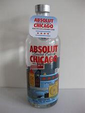 Absolut Chicago 0,750 Ml mit TAG
