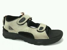 ECCO Womens Beige Suede Ankle Strap Sport Confort Sandals US 9 EUR 39 UK 7