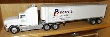 Papetti's of Iowa Food Products '96 Winross Trucks