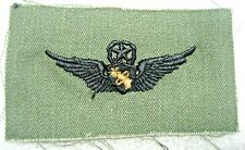 /US Army Aviation Badge ASTRONAUT MASTER WINGS,cloth