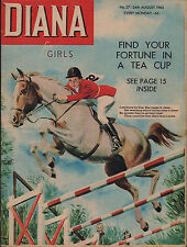 Diana for Girls Magazine No. 27  24 August 1963