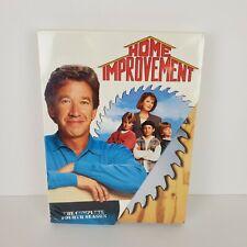 Home Improvement The Complete Fourth Season DVD 3-Disc Set Tim Allen New Sealed