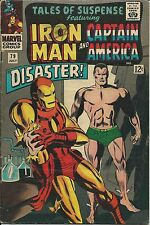Tales of Suspense #79 Fine+ 1st Cosmic Cube Silver Age Marvel