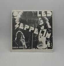 Led Zeppelin [Bootleg] Live at Earls Court