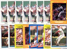 Darrel Akerfelds 26 Card Lot
