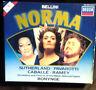 Bellini: Norma (3 CDs, Decca) SUTHERLAND PAVAROTTI CABALLE RAMEY BONYNGE