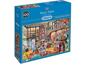 Gibsons 1000 Piece Jigsaw Puzzle - Story Time