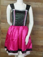 """Princess Paradise Luna the Witch Child XL Costume """"DRESS ONLY""""  Pink Dress UP"""