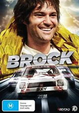 BROCK DVD, NEW & SEALED, 2016 RELEASE, REGION 4.