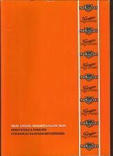 W&W Cycles Gesamtkatalog '88/89 Ersatzteile und Zubehör für Harley-Davidson