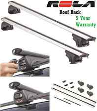 ROLA REMOVABLE ALUMINUM ROOF RACK 07-14 FORD EDGE 07-15 LINCOLN MKX CROSS BARS