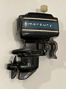 Vintage 1978 Tomy Sea Patrol Mercury Outboard Boat Motor Plastic Toy. WORKS!