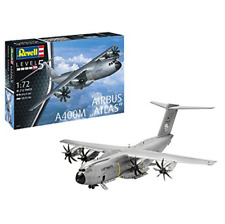 REVELL Airbus A400M 'ATLAS' Luftwaffe 1:72 Aircraft Model Kit 03929