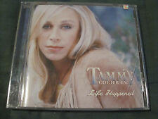 NEW Life Happened by Tammy Cochran (CD, Oct-2002, Sony Music (USA)) - New Sealed