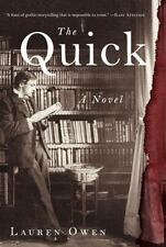 BRAND NEW The Quick by Lauren Owen (2014, Hardcover)