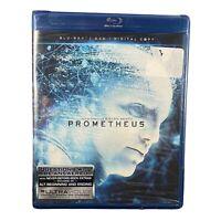 Prometheus (Blu-ray/DVD, 2012, 2-Disc Set, UltraViolet Includes Digital Copy