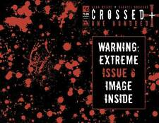 CROSSED PLUS 100 #6, NEW WORLD ORDER WRAP BAGGED COVER, New, Avatar (2015)