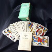 Grimaud TAROT OF MARSEILLES in Box w/ Booklet 1970