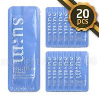 SU:M37 Water-Full Timeless Water Gel Eye Lifting Essence 20pcs Antiwrinkle SUM37