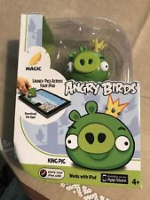 Angry Birds-King Pig-Works With iPad-Box Was Opened But Was Never Used-4+