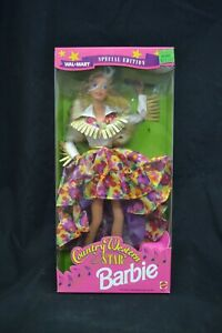 Country Western Star Barbie 1994  Mattel #11646 NRFB New No Reserve