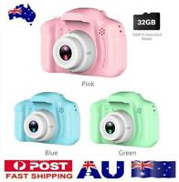 1080P Mini Kids Digital Camera For Children Baby Camcorder Video Cam Toy Gift