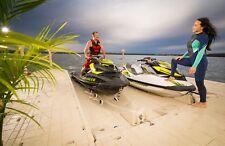 Floating Jet Ski Dock/Lift *BRAND NEW* -Wave Armor Wave Port SLX *DELIVERY*