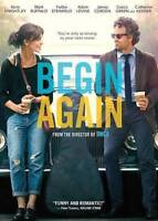 Begin Again DVD New & Sealed