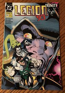 DC Comics L.E.G.I.O.N. 93 #57 August 1993
