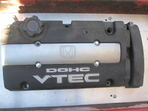 HONDA PRELUDE  H22  V-TEC  VALVE COVER BLACK