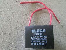 1 x Candy Floss Machine Motor Run Capacitor 3uF 500V CBB61