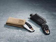 Porsche Tequipment Key Pouch In Leather