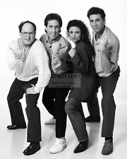 """Seinfeld"" Cast From The Tv Show - 8X10 Publicity Photo (Da-378)"