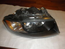2003-2006 AUDI A4 CONVERTIBLE ONLY RIGHT H/LAMP ASSY OEM USED 8H0-941-004 AG
