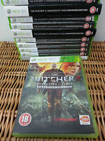 The Witcher 2 Assassin's of Kings Xbox 360 PAL Excellent - 1st Class Delivery