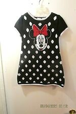 Girl's Minnie Mouse Sweater Dress - Size 3T - by Disney