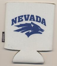 University Of Nevada Wolfpack Can Coolie Koozie Bottle College Dorm Football